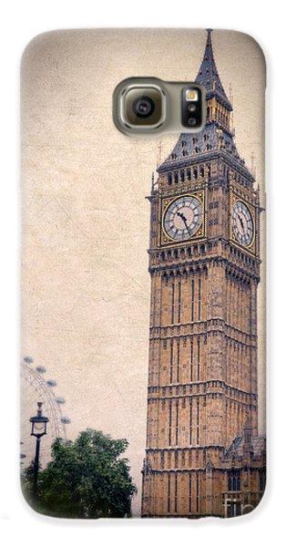 Big Ben In London Galaxy S6 Case by Jill Battaglia