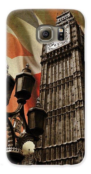 Big Ben London Galaxy S6 Case by Mark Rogan