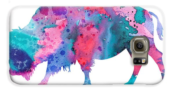 Bison 2 Galaxy S6 Case by Luke and Slavi