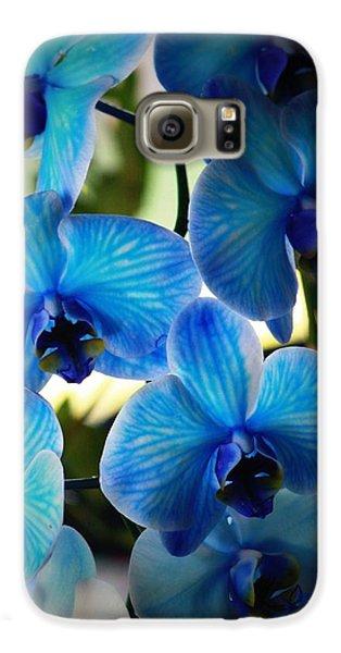 Blue Monday Galaxy S6 Case by Mandy Shupp