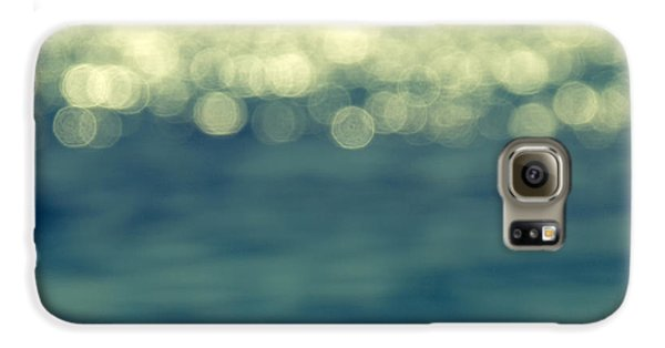 Blurred Light Galaxy S6 Case by Stelios Kleanthous