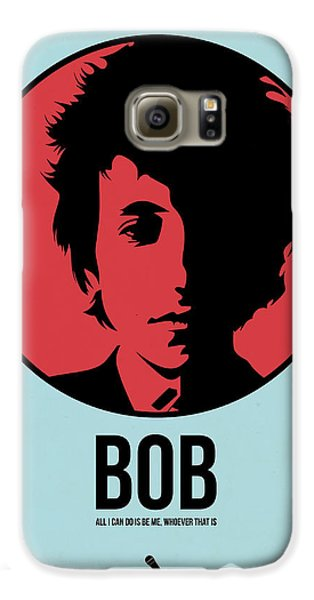 Bob Poster 2 Galaxy S6 Case by Naxart Studio