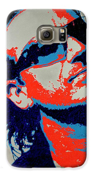 Bono Galaxy S6 Case by Barry Novis