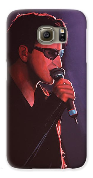 Bono U2 Galaxy S6 Case by Paul Meijering