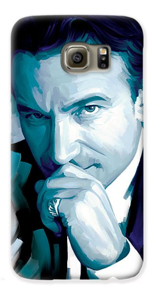 Bono U2 Artwork 4 Galaxy S6 Case by Sheraz A
