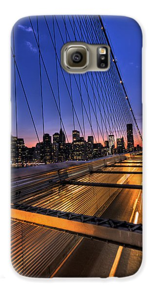 Bound For Greatness Galaxy S6 Case by Evelina Kremsdorf
