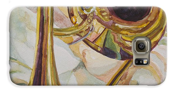 Brass At Rest Galaxy S6 Case by Jenny Armitage
