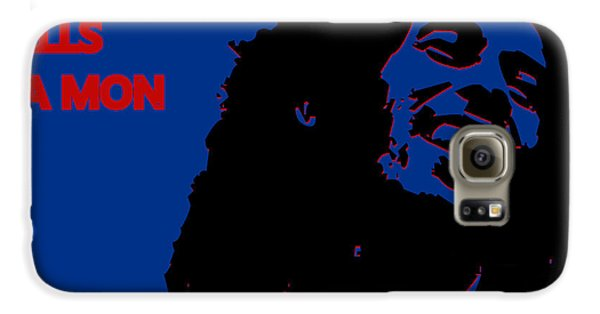 Buffalo Bills Ya Mon Galaxy S6 Case by Joe Hamilton