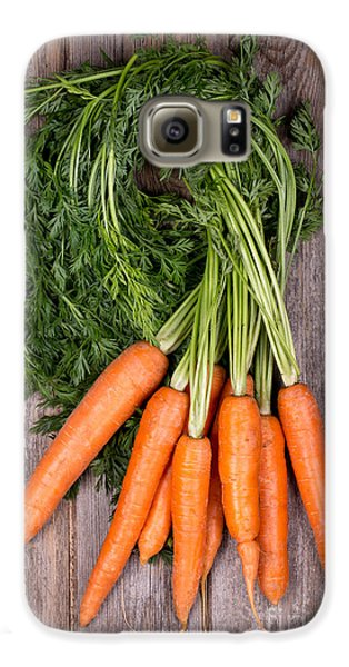 Bunched Carrots Galaxy S6 Case by Jane Rix