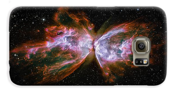 Butterfly Nebula Ngc6302 Galaxy S6 Case by Adam Romanowicz