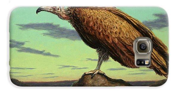 Buzzard Rock Galaxy S6 Case by James W Johnson
