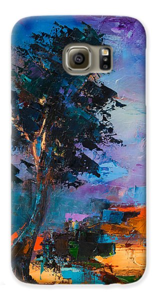 By The Canyon Galaxy S6 Case by Elise Palmigiani