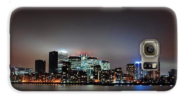 London Skyline Galaxy S6 Case by Mark Rogan