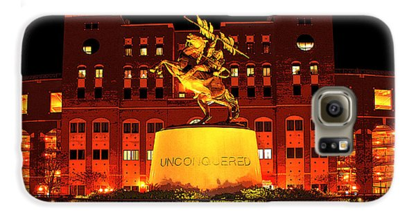 Chief Osceola And Renegade Unconquered Galaxy S6 Case by Frank Feliciano