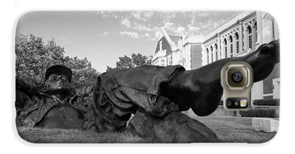 Chillin On The North Oval Galaxy S6 Case by Nathan Hillis