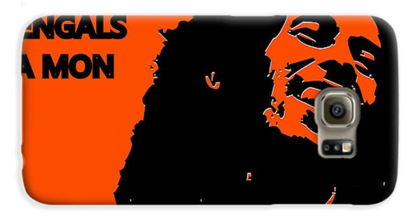 Cincinnati Bengals Ya Mon Galaxy S6 Case by Joe Hamilton