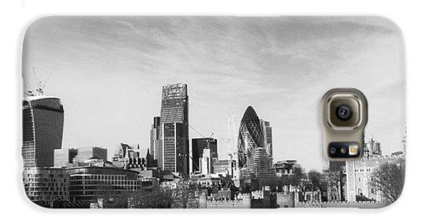 City Of London  Galaxy S6 Case by Pixel Chimp