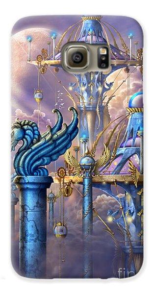 City Of Swords Galaxy S6 Case by Ciro Marchetti