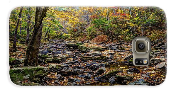 Clifty Creek In Hdr Galaxy Case by Paul Mashburn