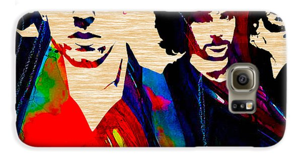 Coldplay Collection Galaxy S6 Case by Marvin Blaine
