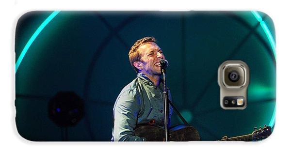 Coldplay Galaxy S6 Case by Rafa Rivas