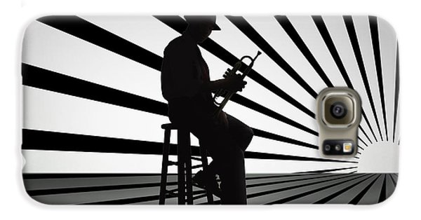 Cool Jazz 2 Galaxy S6 Case by Bedros Awak