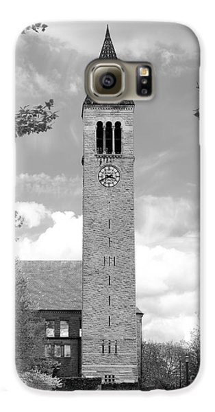 Cornell University Mc Graw Tower Galaxy S6 Case by University Icons