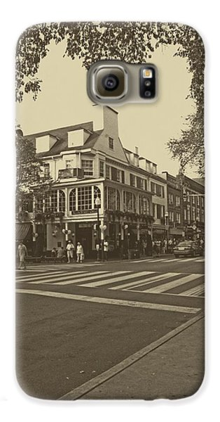 Corner Room Galaxy S6 Case by Tom Gari Gallery-Three-Photography