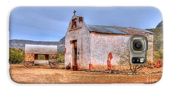 Cowboy Church Samsung Galaxy Case by Tap  On Photo