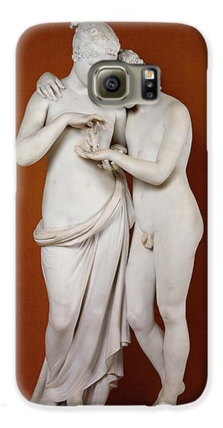 Cupid And Psyche Galaxy S6 Case by Antonio Canova