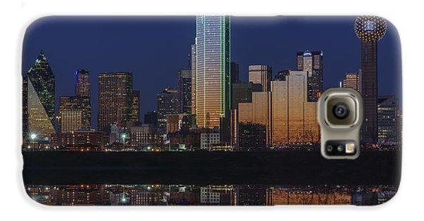 Dallas Aglow Galaxy S6 Case by Rick Berk
