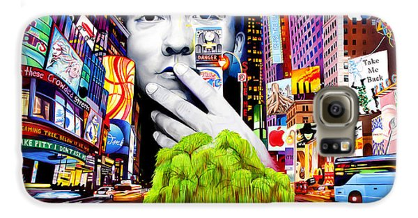 Dave Matthews Dreaming Tree Galaxy S6 Case by Joshua Morton