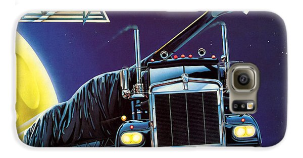 Def Leppard - On Through The Night 1980 Galaxy S6 Case by Epic Rights