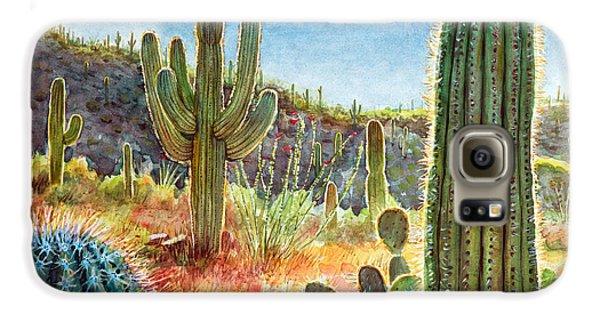Desert Beauty Galaxy S6 Case by Frank Robert Dixon