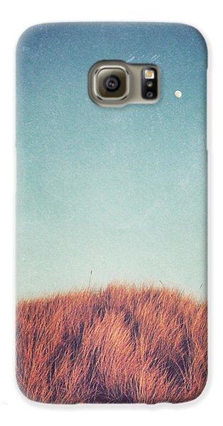 Distant Moon Galaxy S6 Case by Lupen  Grainne