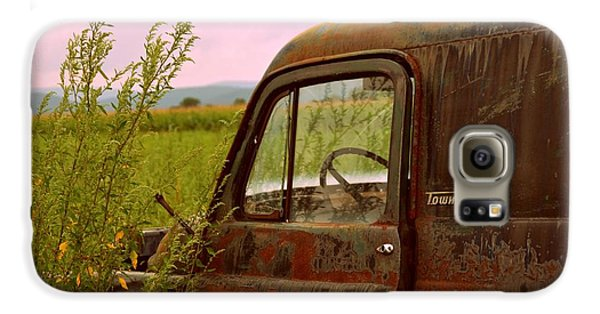 Dodge Galaxy S6 Case by Jennie Kilcullen