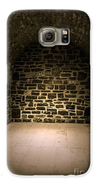Dungeon Galaxy S6 Case by Edward Fielding