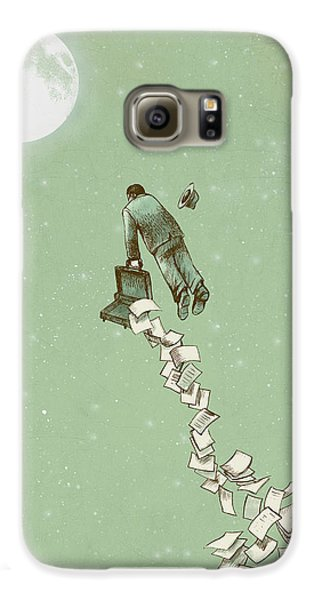 Escape Galaxy S6 Case by Eric Fan
