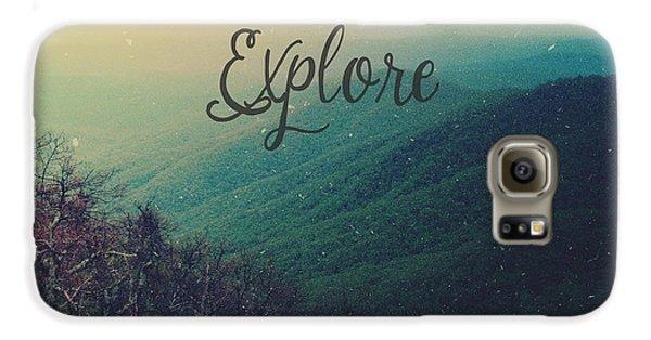 Explore Galaxy S6 Case by Joy StClaire