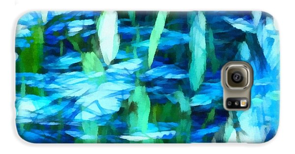 Float 2 Horizontal Samsung Galaxy Case by Angelina Vick