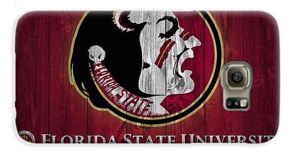 Florida State University Barn Door Galaxy S6 Case by Dan Sproul
