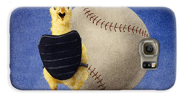 Fowl Ball... Galaxy S6 Case by Will Bullas