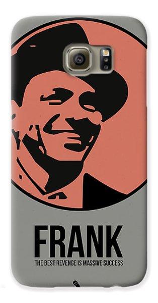 Frank Poster 1 Galaxy S6 Case by Naxart Studio