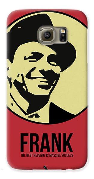 Frank Poster 2 Galaxy S6 Case by Naxart Studio