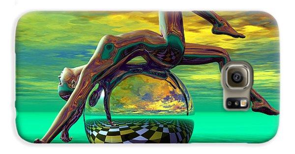 Freedom Of Expression Samsung Galaxy Case by Sandra Bauser Digital Art