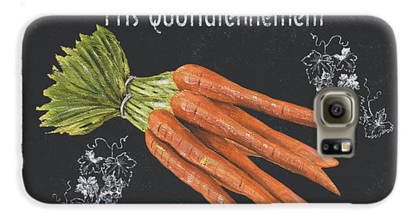 French Vegetables 4 Galaxy S6 Case by Debbie DeWitt
