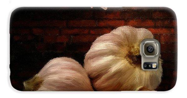 Garlic II Galaxy S6 Case by Lourry Legarde