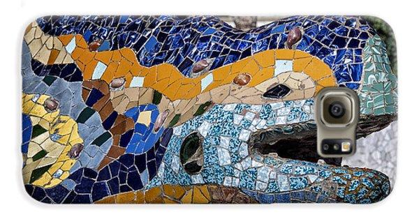 Gaudi Dragon Galaxy S6 Case by Joan Carroll