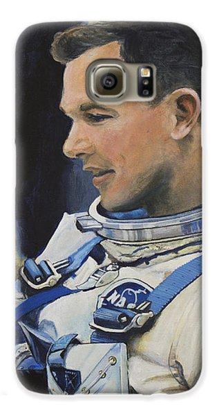 Gemini Viii Dave Scott Galaxy S6 Case by Simon Kregar