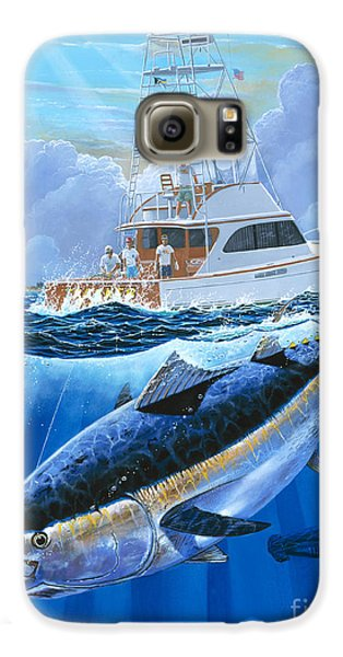 Giant Bluefin Off00130 Galaxy S6 Case by Carey Chen